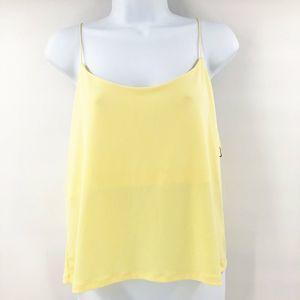 Leith Sexy Camisole 2X Yellow